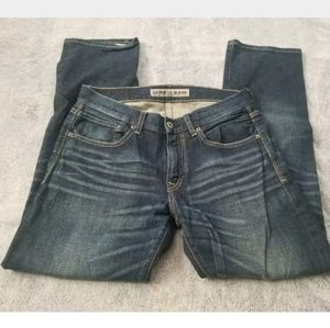 Express Kingston Classic Fit Straight Jeans 31x32
